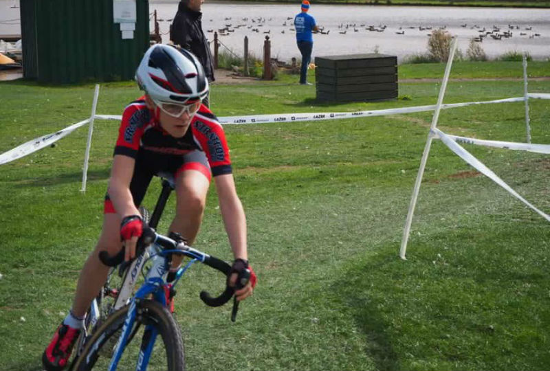 Developing as a youth rider
